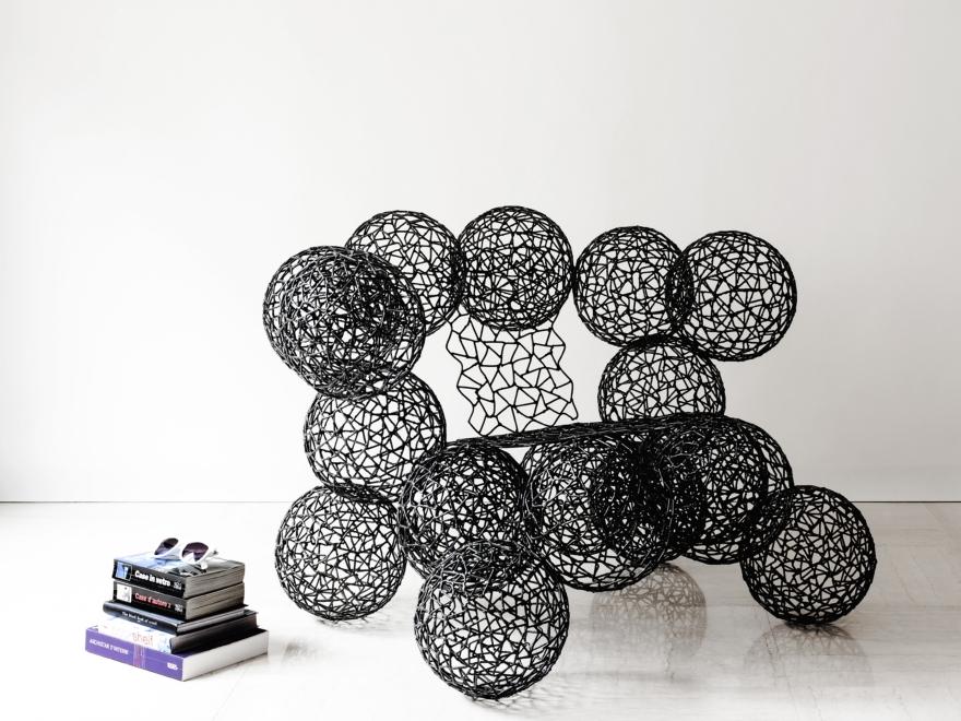 Theinteriodesign.it Poltrona Che Palle by Anacleto Spazzapan credits ph Andrea Vailetti