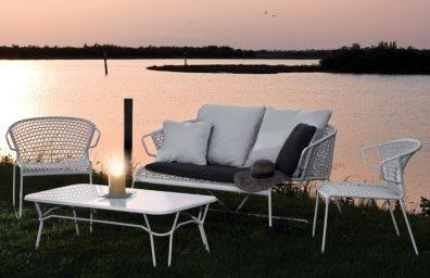 Potocco Vela coleção ao ar livre, corda náutica