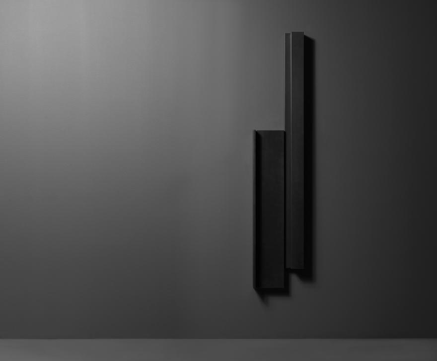 Rift es un diseño modular del radiador: Ludovica + Roberto Palomba con Matteo Fiorini