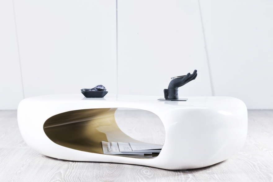 Tavolino Bullet by Studio Ferrante Design