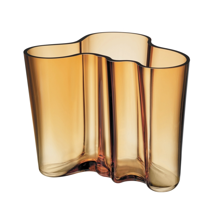Aalto vaso 160mm deserto revista design social