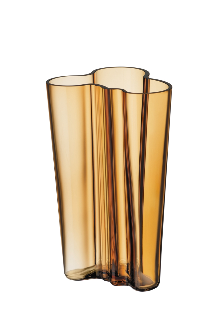 Aalto vaso 201mm deserto revista design social