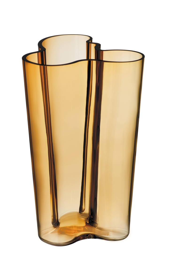 Aalto vaso 251mm deserto revista design social