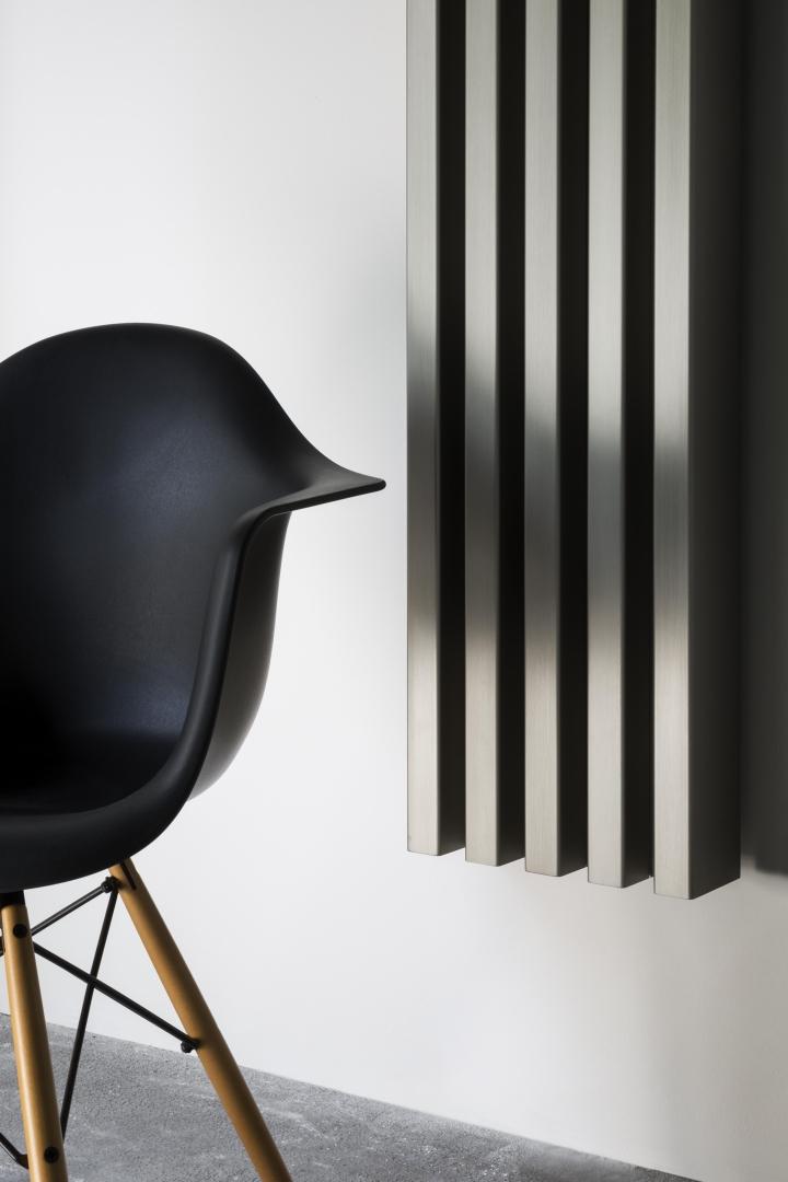 Tubes catalogo 53 Soho bathroom anodizzato titanio social design magazine