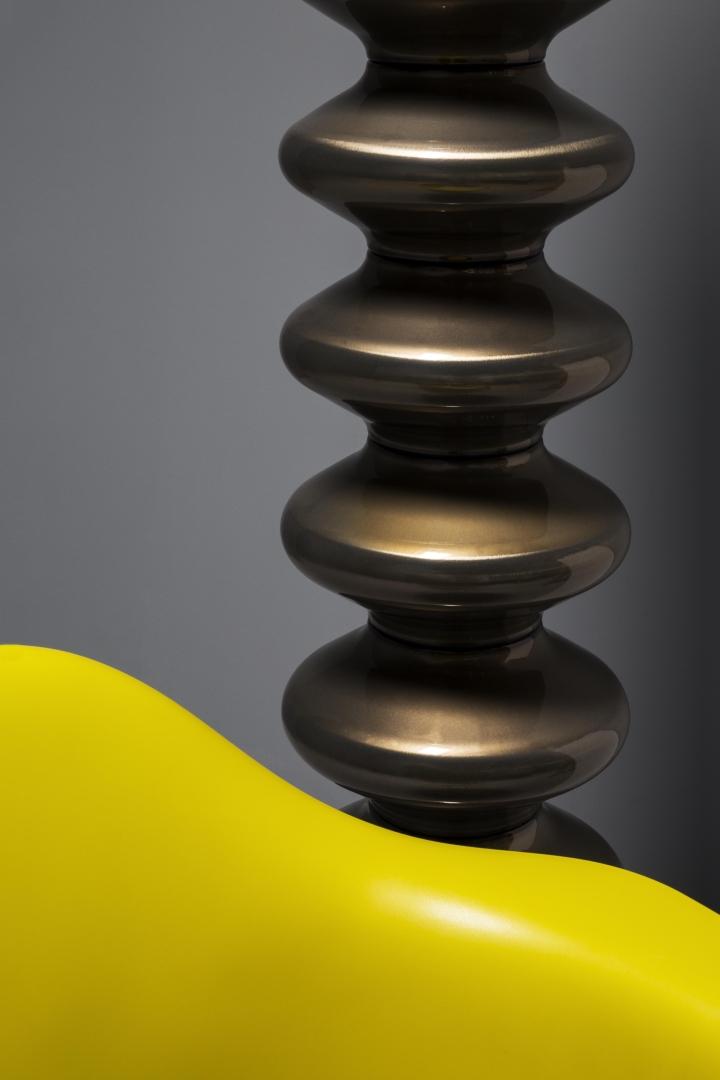 Tubes catalogo 83 Milano acciaio naturale verniciato trasparente social design magazine