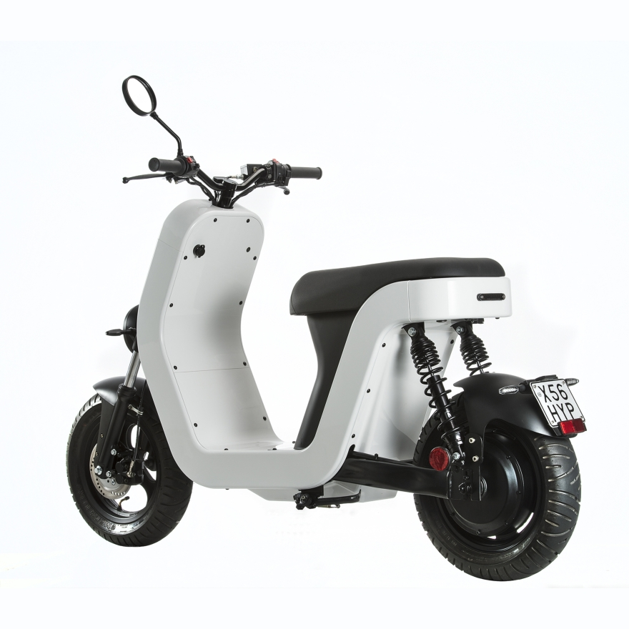 ME, lo scooter elettrico Made in Italy