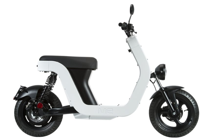 ME, the electric scooter Made in Italy