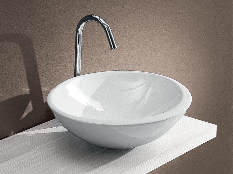 sanitary bathroom