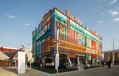 Ecuador Pabellón Expo Milano