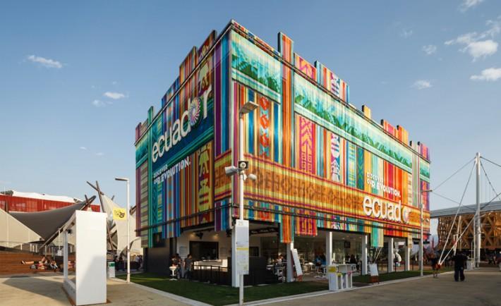 Padiglione Ecuador Milano Expo