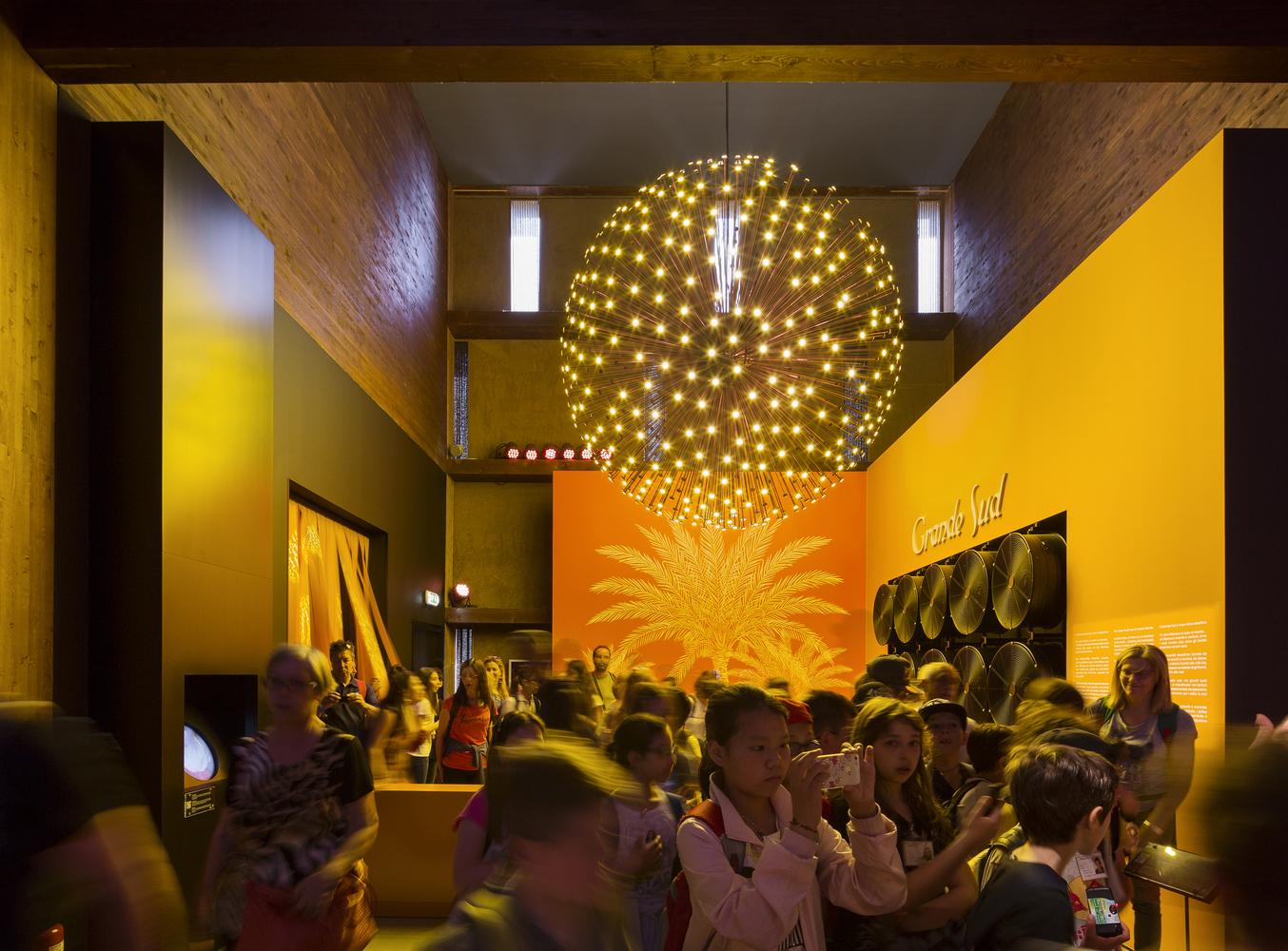 Padiglione Marocco Milano Expo 2015