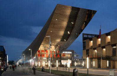 Rusia Pabellón Expo Milano 2015