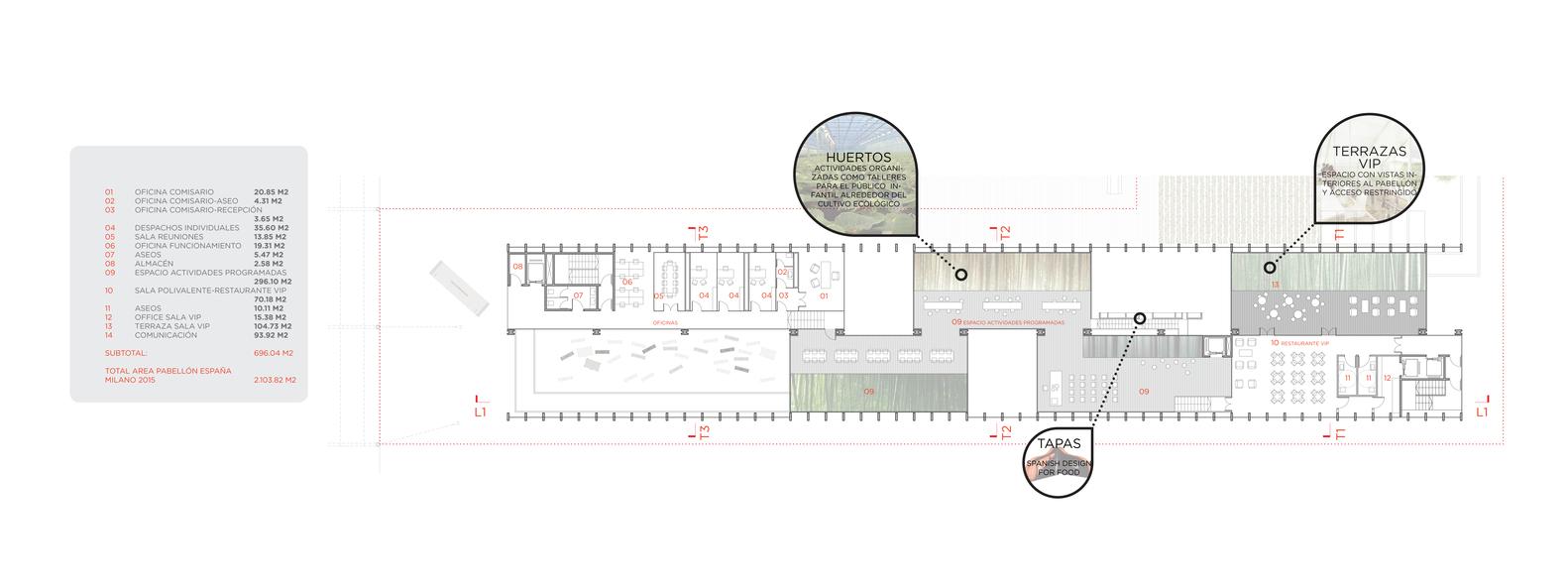 Spain Pavilion at Expo Milano 2015