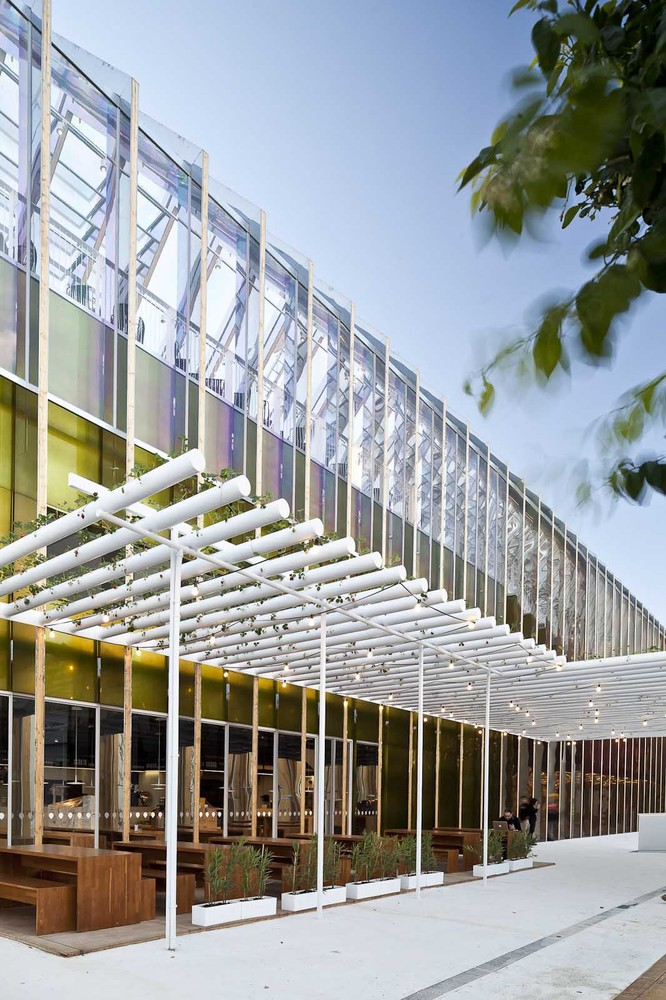 Pabellón de España en Expo Milano 2015