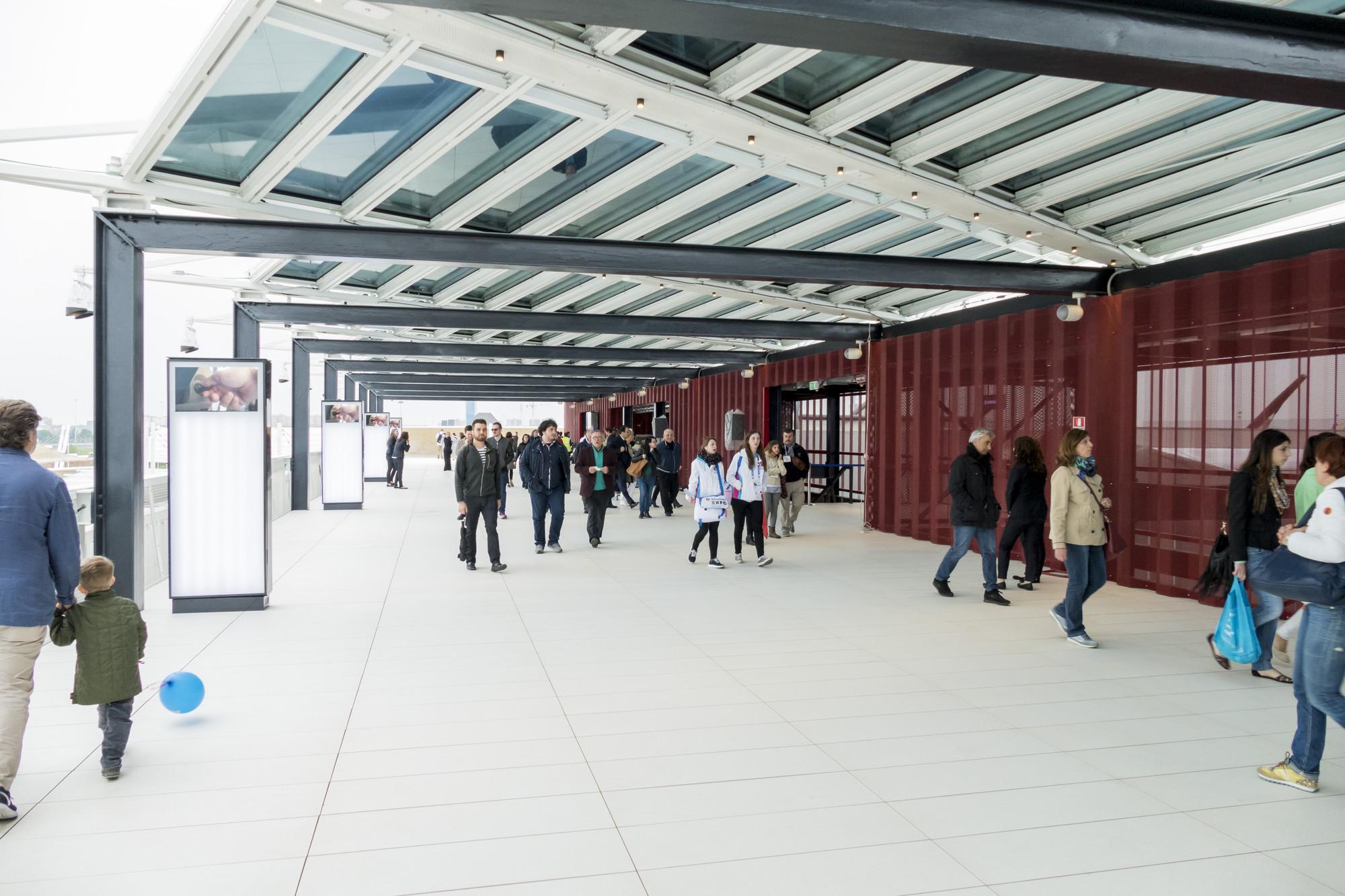 Pavilion United States Milan Expo 2015