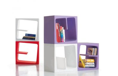 B-Line Quby modulare Bibliothek