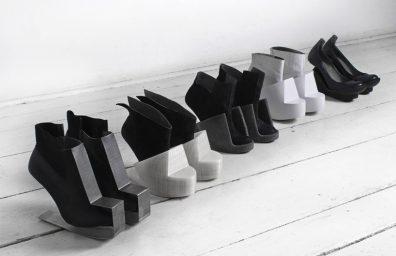 chaussures pour femmes conceptuel Iga Węglińska