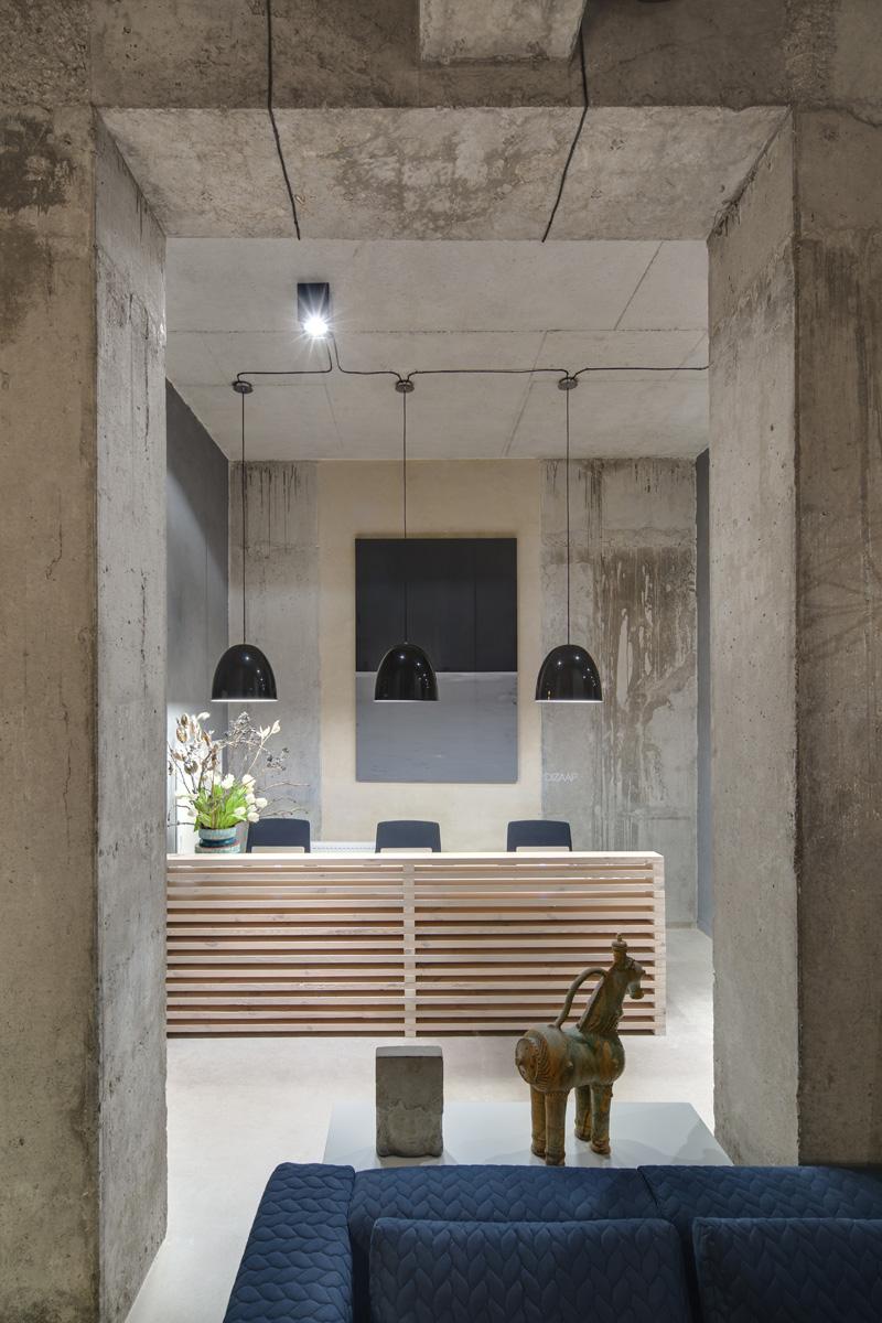 Un loft per uffici