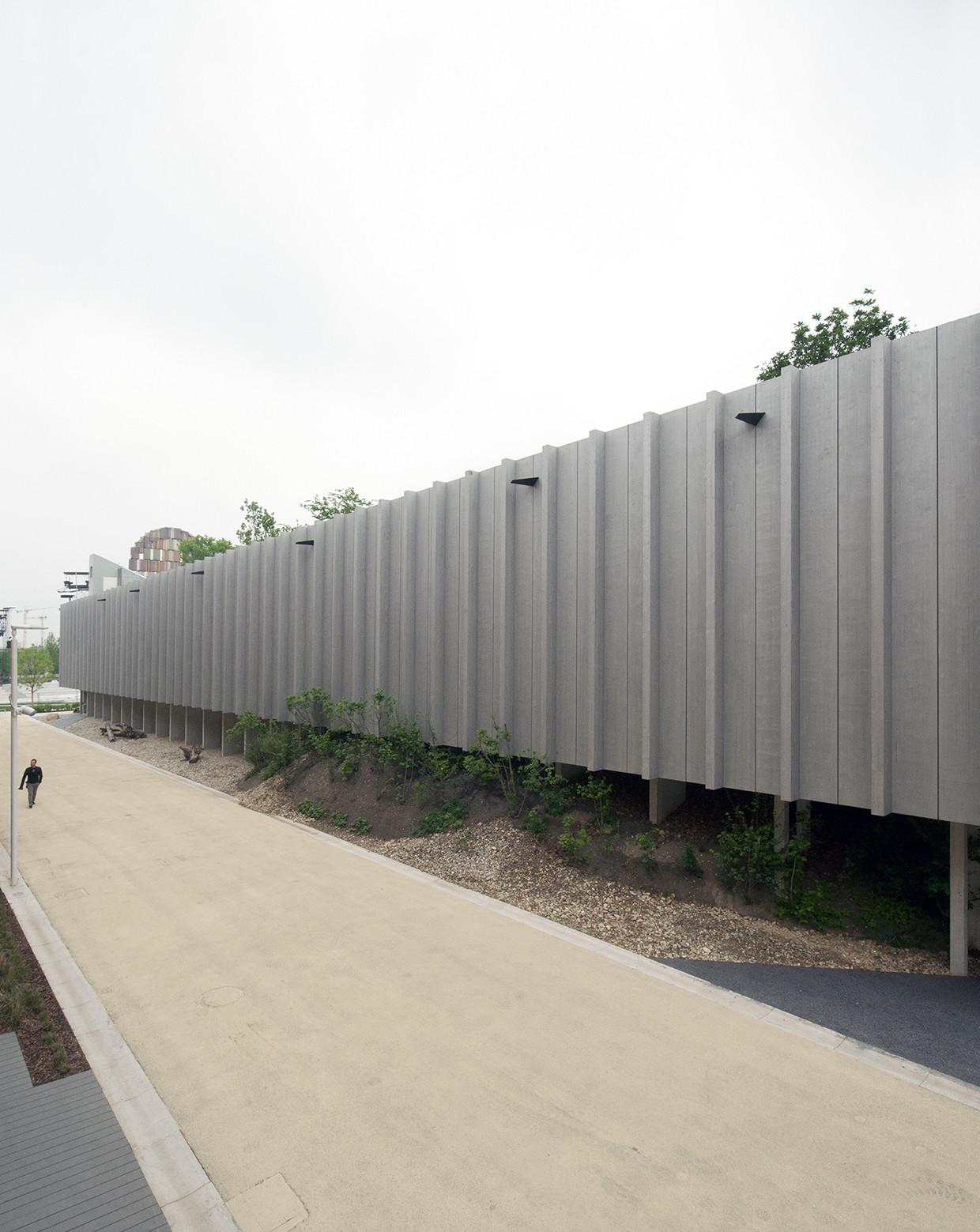 Áustria Pavilhão Expo Milano 2015