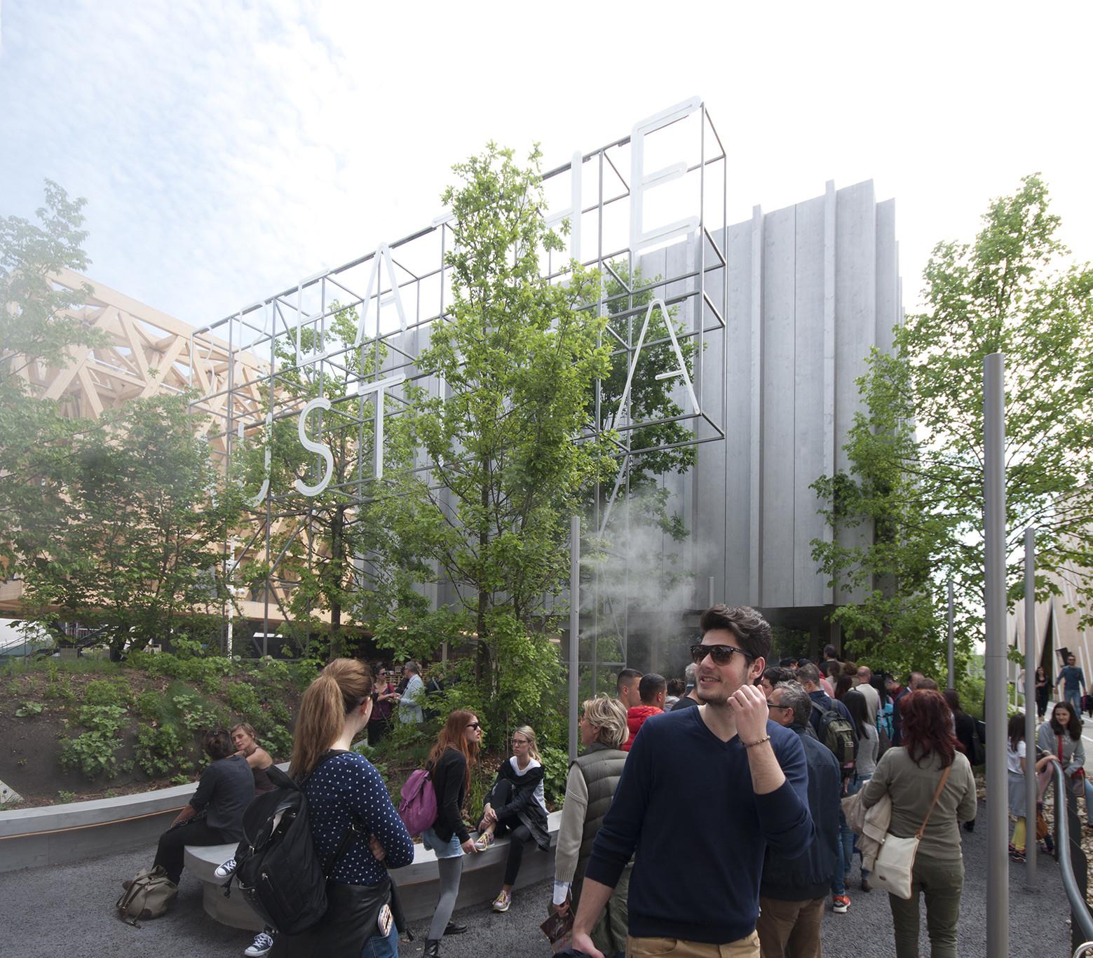 Padiglione Austria Milano Expo 2015