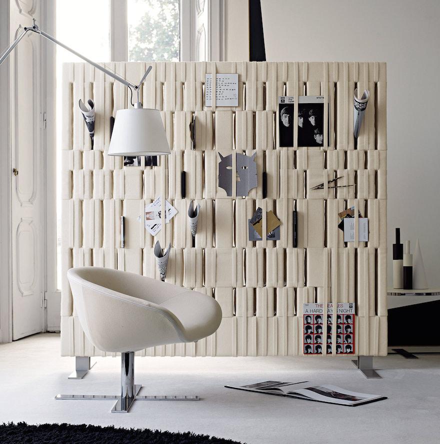 I prodotti per l ufficio che coniugano design e utilit for Design per l ufficio