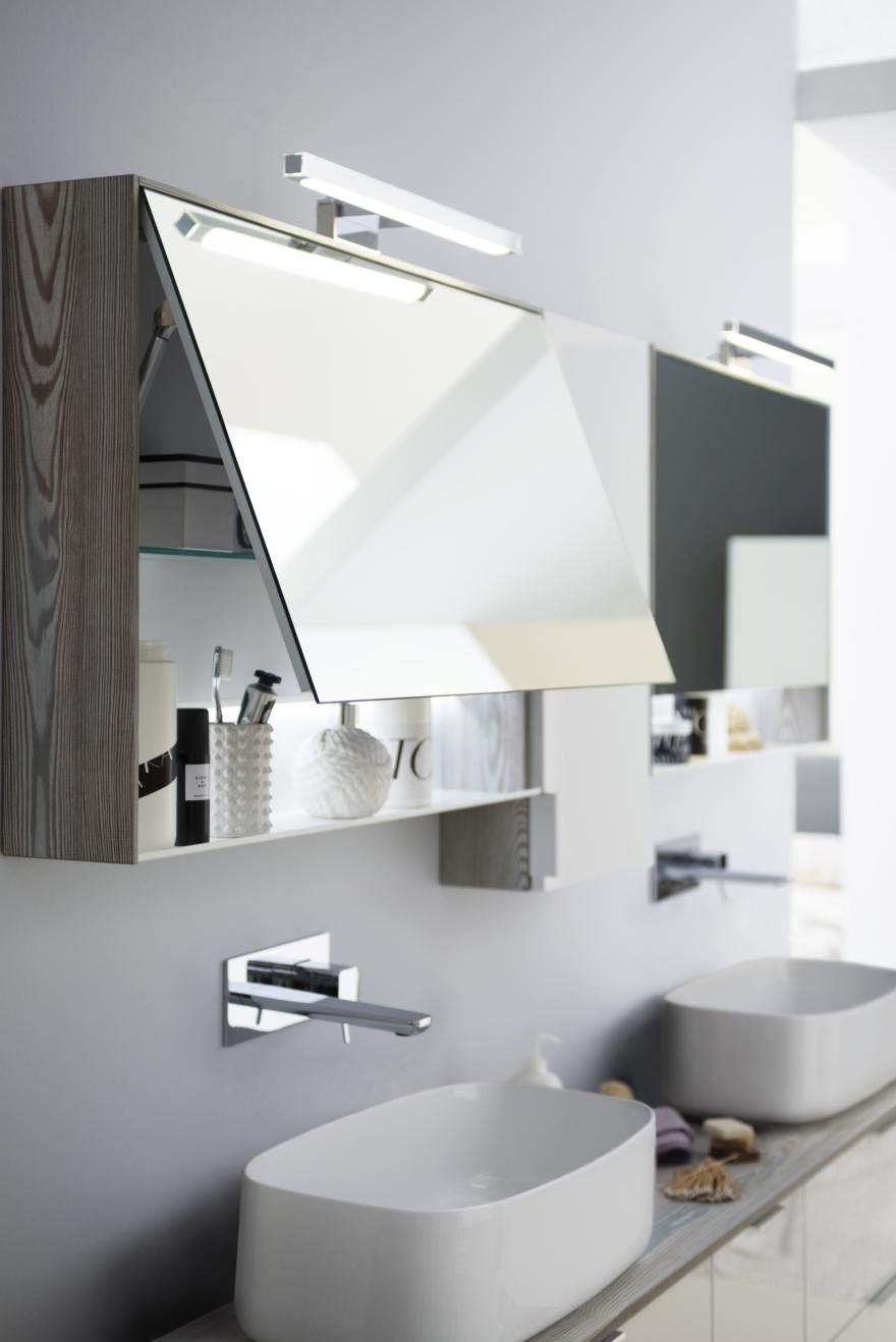 La nuova collezione bagno Arblu DRESS presentata a Bologna al Cersaie 2015