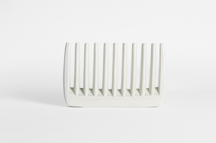 Headache multi ceramic vase designed by Vito Nesta
