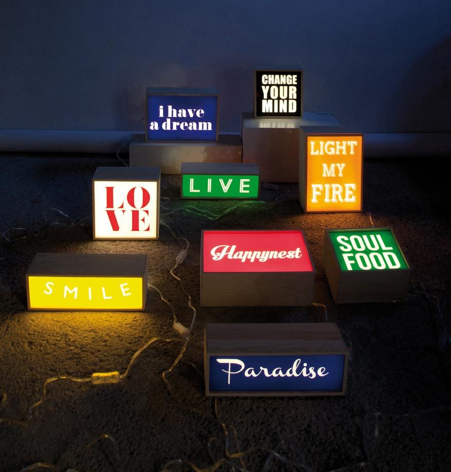 Lighting Boxes Seletti
