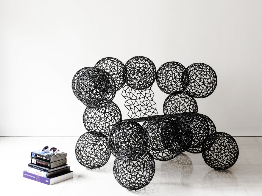 That chair Balls !!! Anacleto Spazzapan Theinteriordesign.it