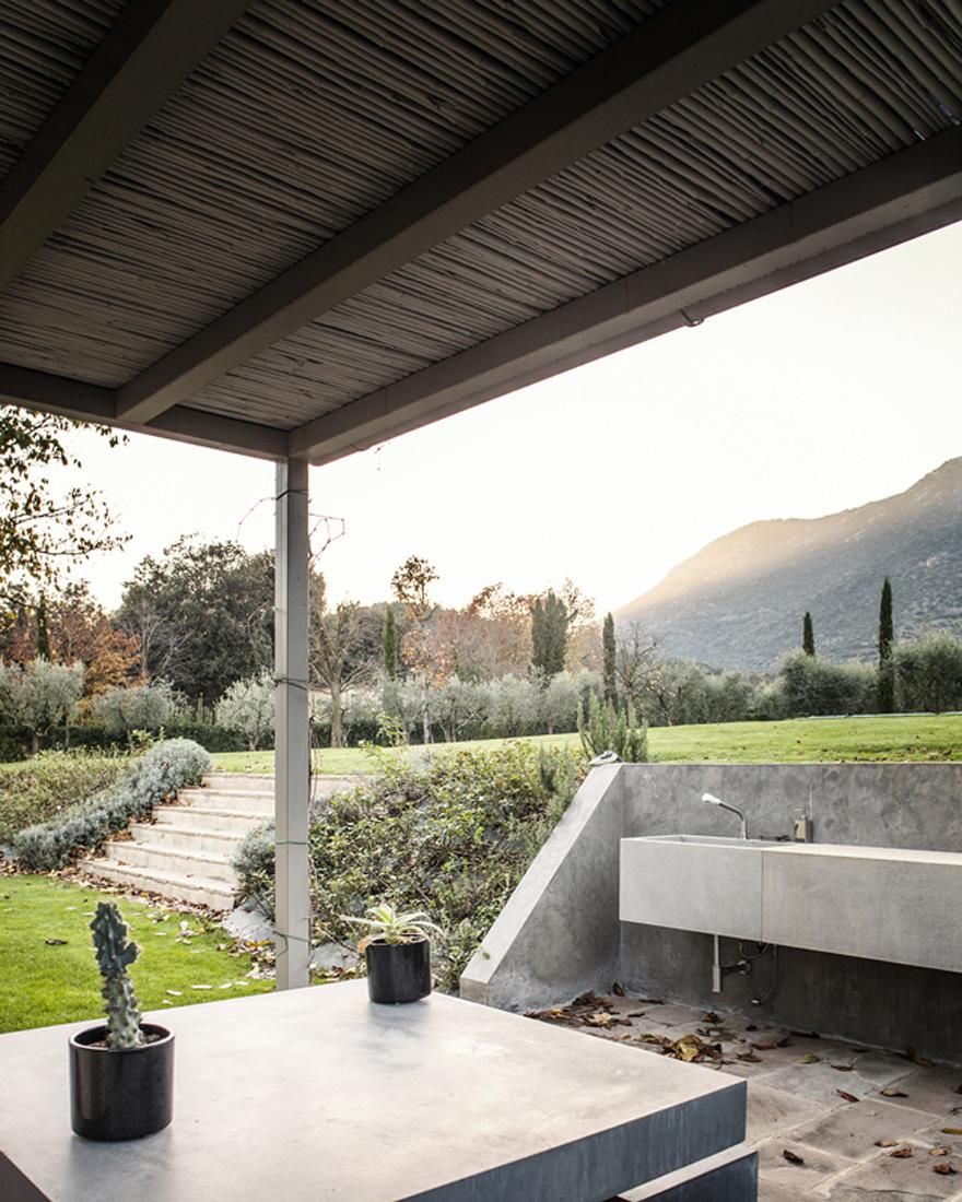 Green Villa in Tuscany / gliarchitettiassociati