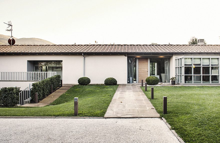 Villa Inmitten der Natur der Toskana