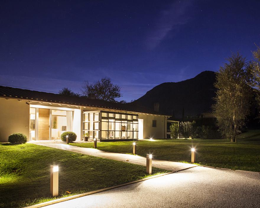 villa nel Verde della Toscana / gliarchitettiassociati