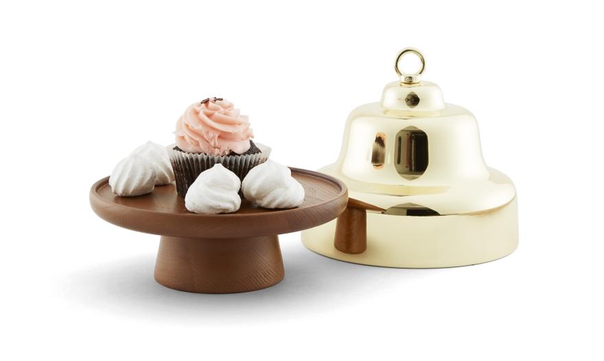 Alzatina per dolci Belle, design by Ilaria Innocenti