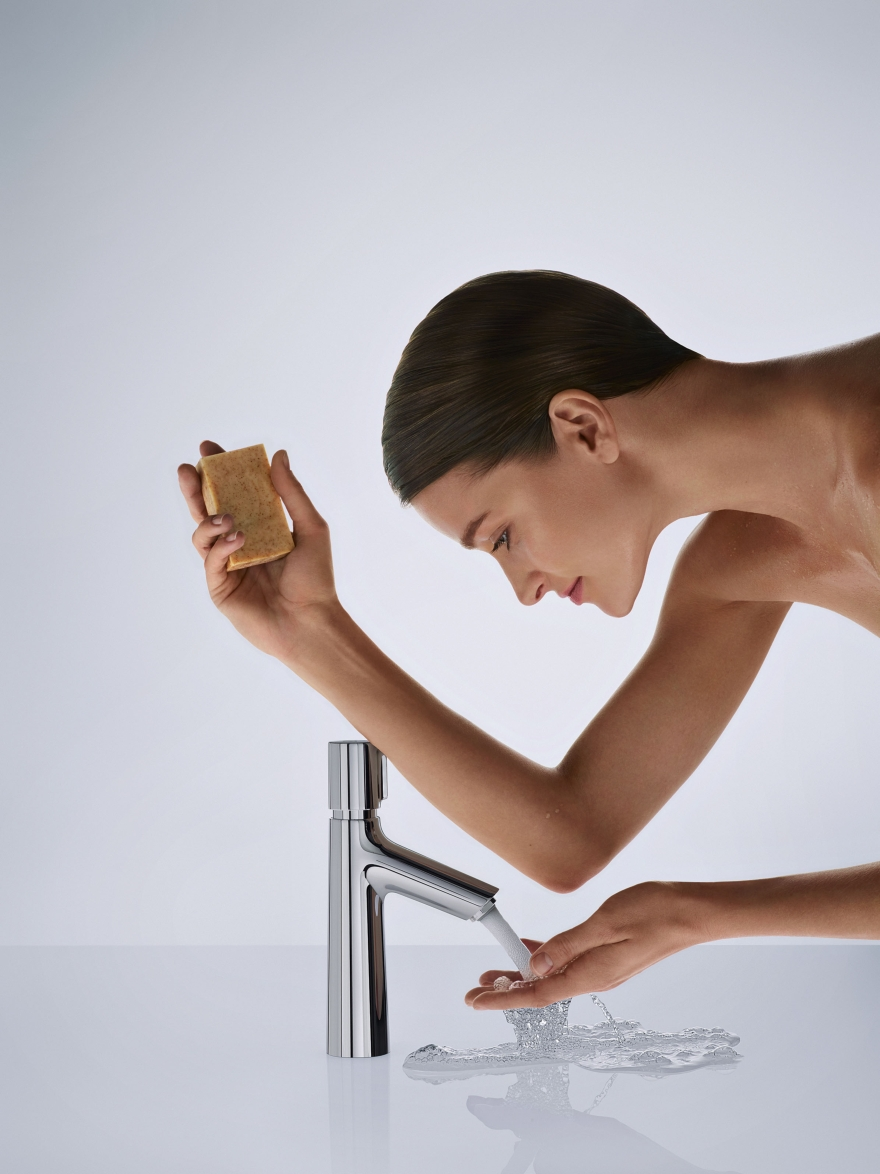 Hansgrohe miscelatore per lavabo linea Talis Select E