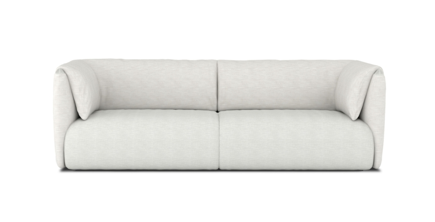 MY home collection sofa Twin set white