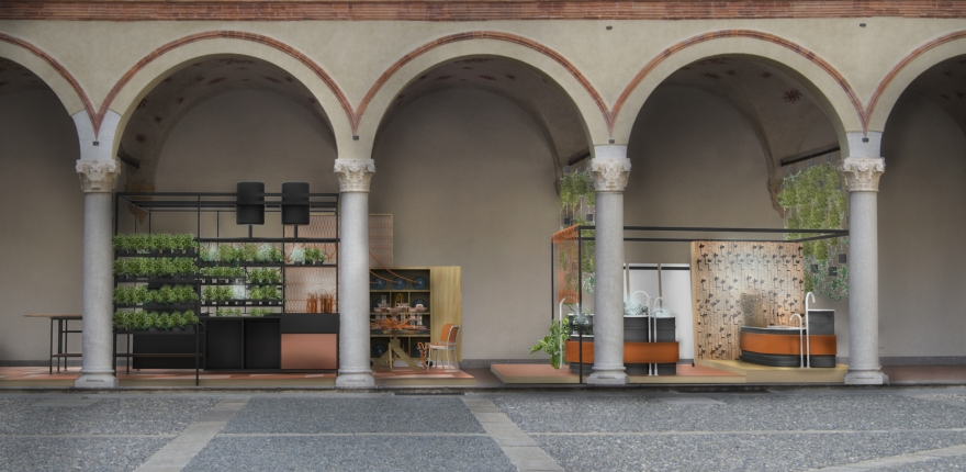 casAcqua, Patricia Urquiola, Dlo Design 2015