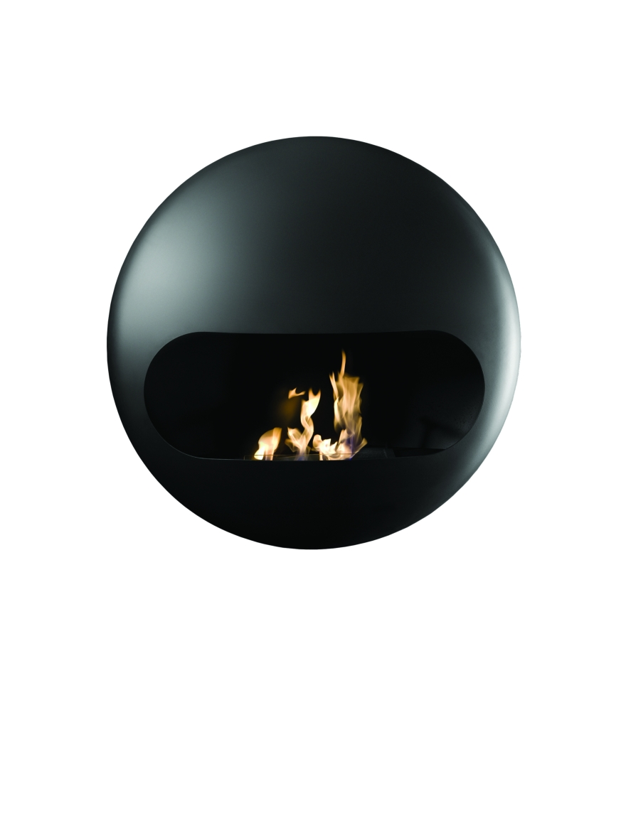 Bioethanol fireplaces or wood Antrax, model Bubble version bioethanol