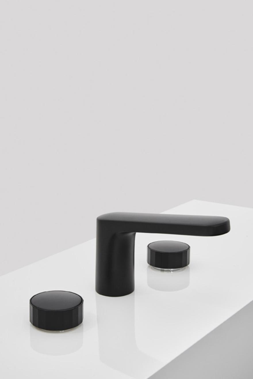 FIMA Carlo Frattini basin mixer Texture design Meneghello Paolelli Associates