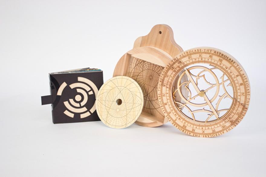 diseño de envases Astrolabio 2
