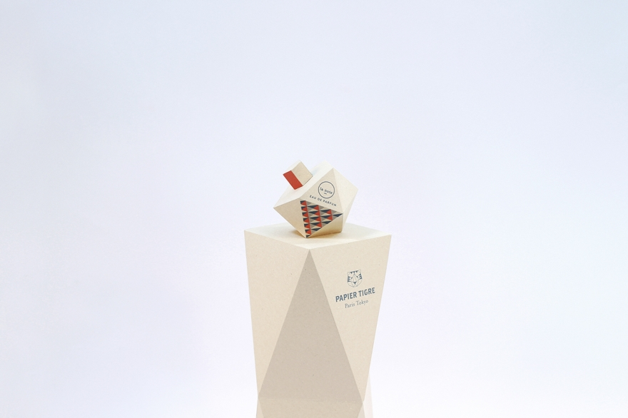 Packaging design La note parfum par Papier Tigre 01
