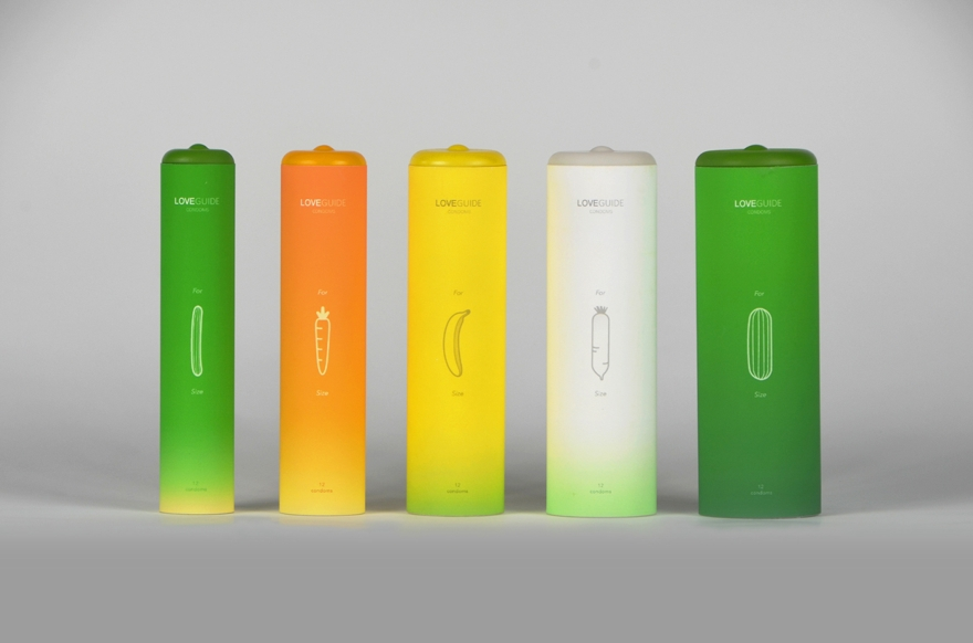 Packaging Design Guide Love Condoms