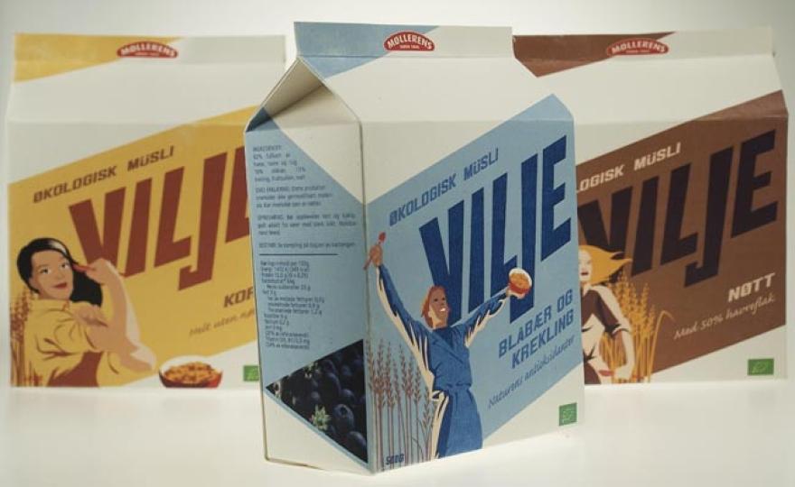 design de embalagens Vilje Musli 02