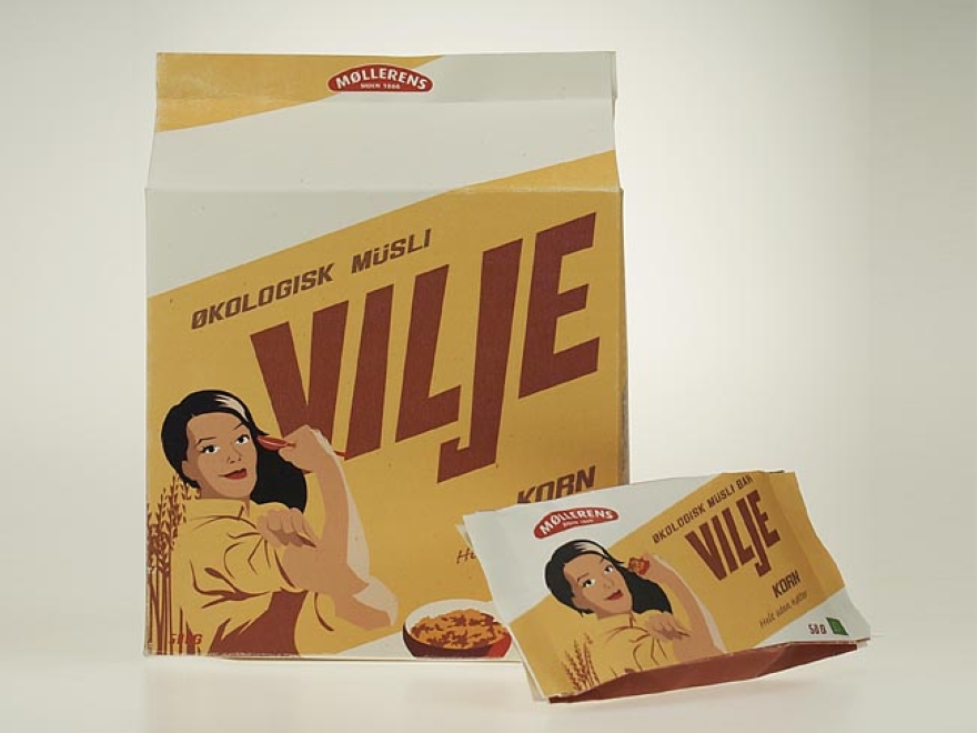 Packaging design Vilje Musli 03
