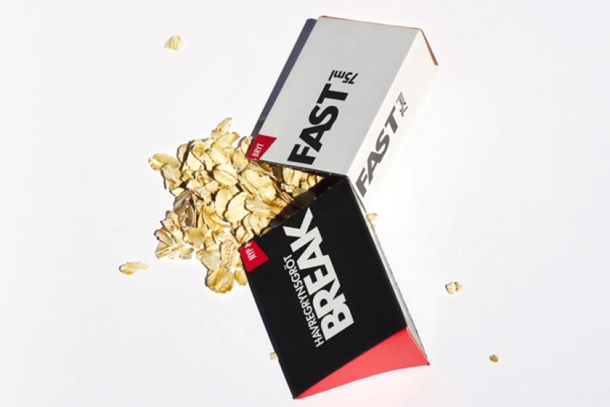 Design de Embalagem de pequeno-almoço 01
