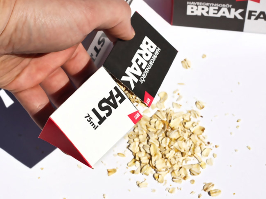 Design de Embalagem de pequeno-almoço 02