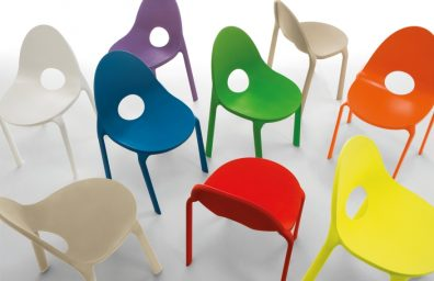 Drop Chair by Infiniti