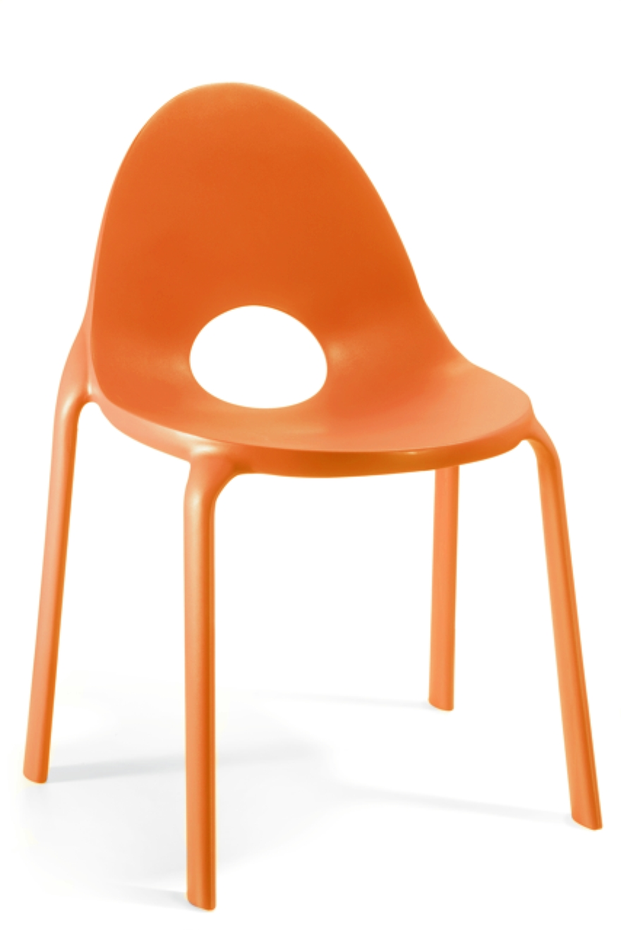 Chair Drop orange