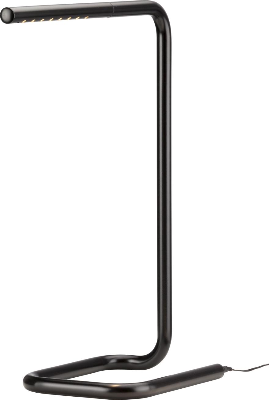 Lámpara de mesa LUM 50 negro