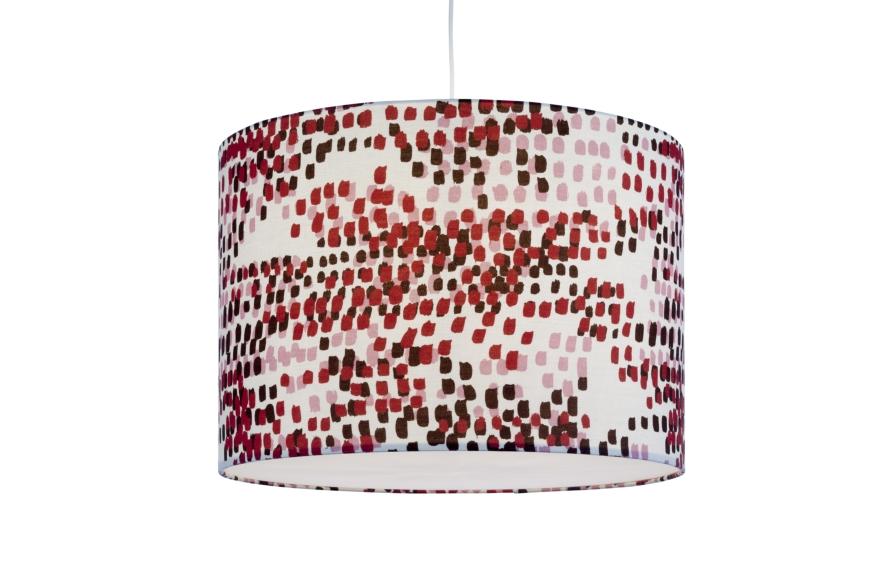Linon luminária pendente por Thonet, versão cestaria