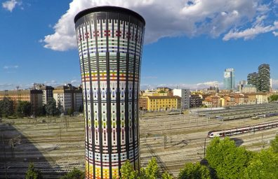 Rainbow Tower Milan